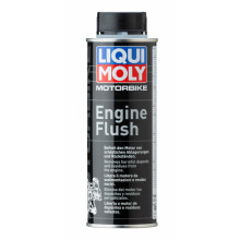 Motorbike Engine Flush