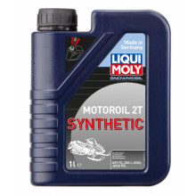 Snowmobile Motoroil Synthetic 2T